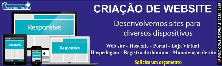 Ligue: 21 3678-5348 / 99381-3195 Visite: http://www.wsaconsultoriadigital.com.br