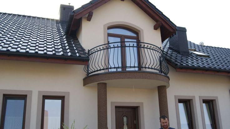 wujekfranek.pl - Budownictwo - Schody i balustrady - Pszczyna - balustrady,ogrodzenia,uslugi ślusarskie