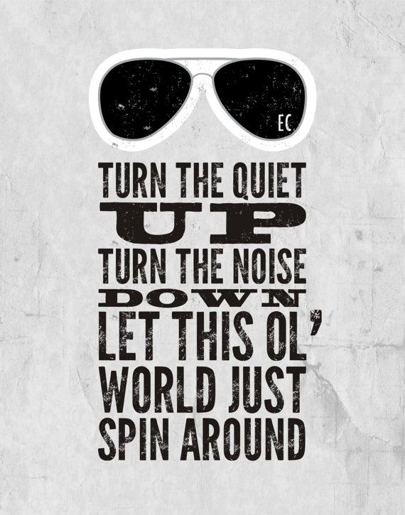 ERIC CHURCH Inspired Lyrics Poster Print by BlackDogWorkShopUSA