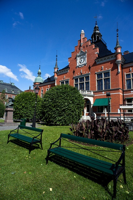 Rådhuset i Umeå by marcus.j, via Flickr