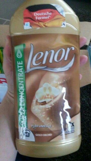 Finom illat és puhaság Lenor