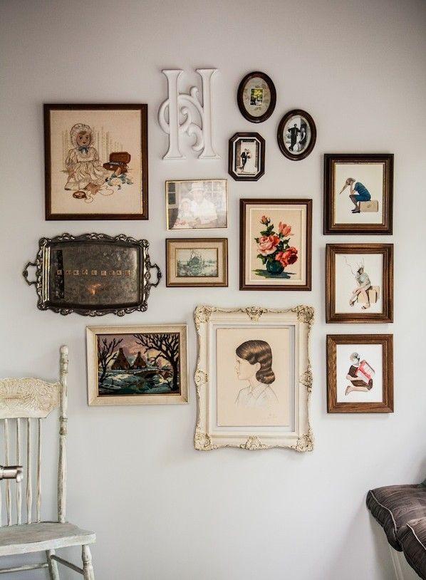 Old Vintage Collage Photo Frame | Frameswalls.org