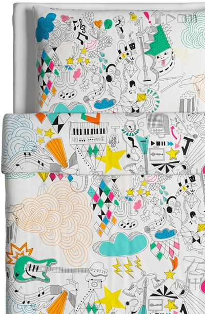 Print amp Pattern Home Textiles Bedding Pinterest I