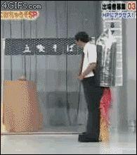 Human rocket