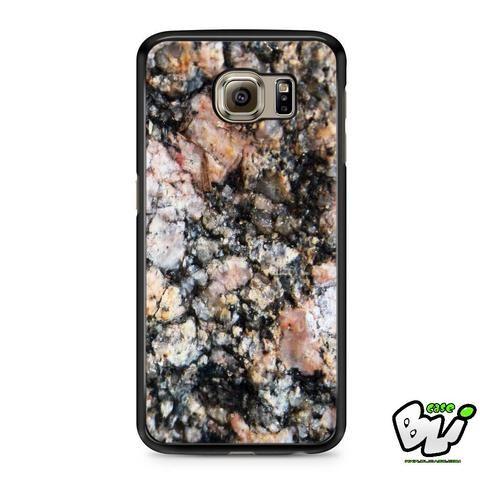 Granite Marble Samsung Galaxy S6 Case
