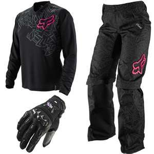 I want this!! Love all the black with a lil pink