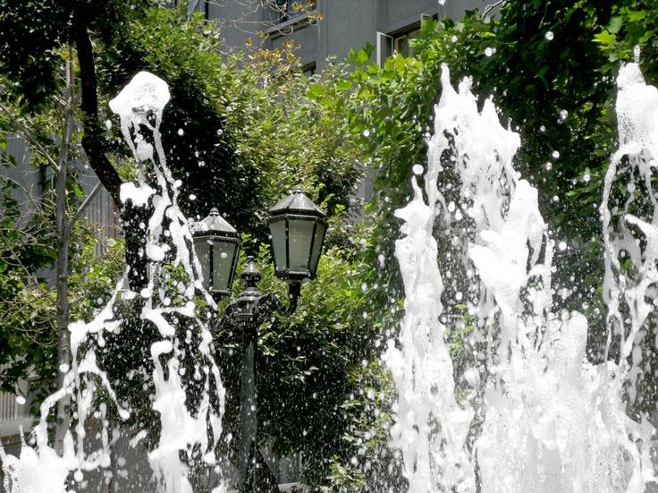 Fonte, Santiago do Chile, Chile