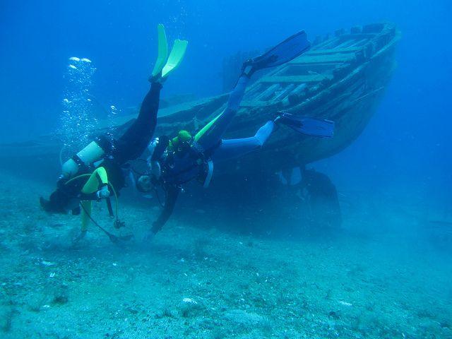 The Best Scuba Diving Spots in Greece