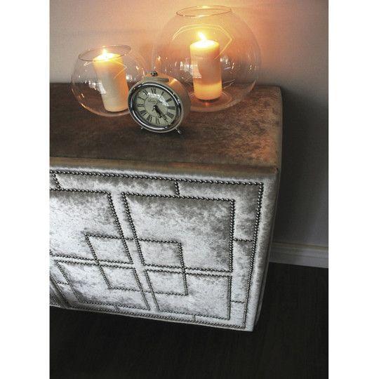 La Dolce- tapicerowana komoda od ORNALI// La Dolce - upholstered dresser by ORNALI
