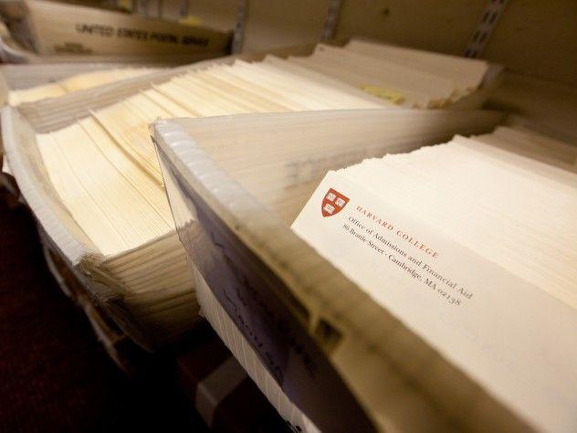 Harvard College Admits 5.2 Percent of Applicants to Class of 2021 | Harvard Magazine