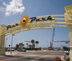 Learn all about Pier Park in Panama City Beach! You'll find shops, restaurants and fun things to do for the whole family! #Florida #itripvacations