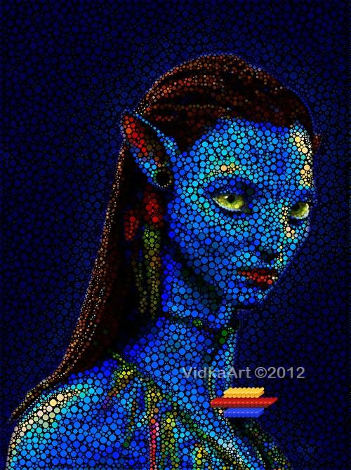 Neytiri ~ Avatar