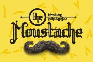Moustache - Creative Fabrica