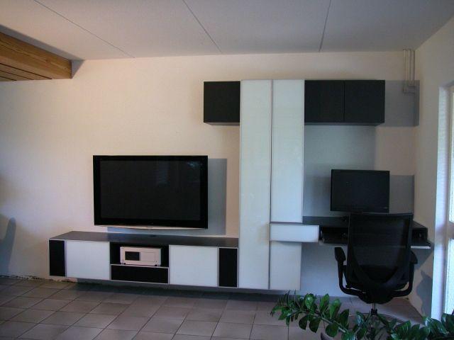 Collectie design meubel: Werkplekken, GENERATION WANDMEUBEL