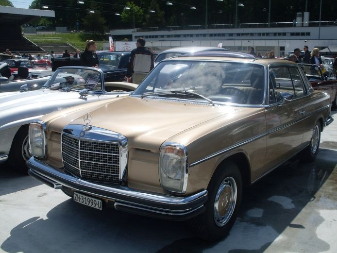 25 best images about mercedes benz w114 w115 coupe ce on for 1969 mercedes benz parts