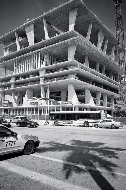 1111 Lincoln Road - Herzog & De Meuron in Miami Beach