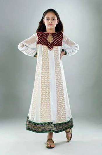 Summer Collection 2014 Kids Wear Dresse By Kashish