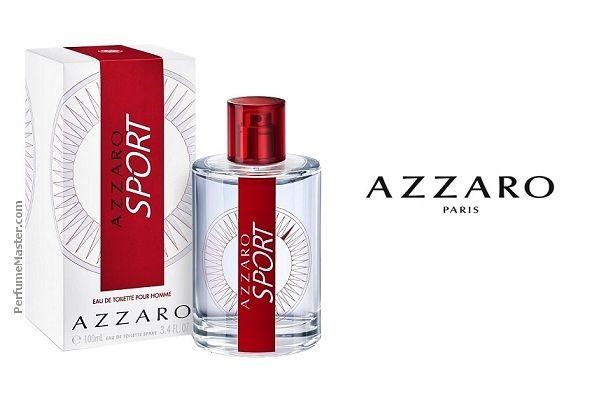 Azzaro Sport Eau De Toilette New Fragrance For Men Perfume News New Fragrances Fragrance Perfume