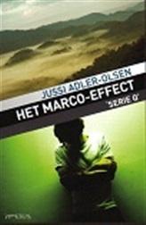 """Het Marco effect - net uit. Weer een goed boek in de serie Q, maar vind """"de vrouw in de kooi"""" nog steeds de beste."""