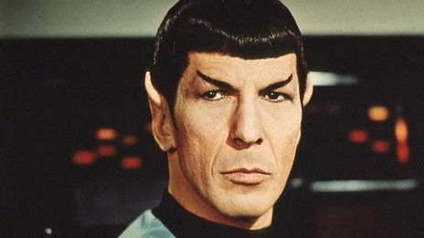 "27th February 2015 - Star Trek legend Nimoy dies at 83 | It was reported earlier this week he had been taken to hospital on 19 February after suffering from chest pains. He later tweeted: ""A life is like a garden. Perfect moments can be had, but not preserved, except in memory."" He signed off what was to be his final tweet with ""LLAP"" - a reference to his character's famous catchphrase, ""Live long and prosper""."