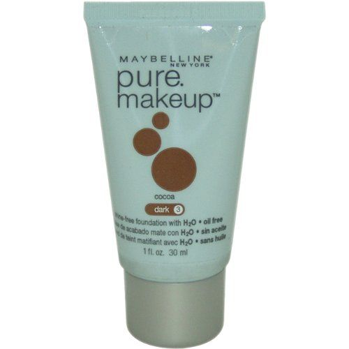 Click the image to read the reviews on this beauty product  Maybelline Pure Makeup, Cocoa Dark 3, 1 Ounce