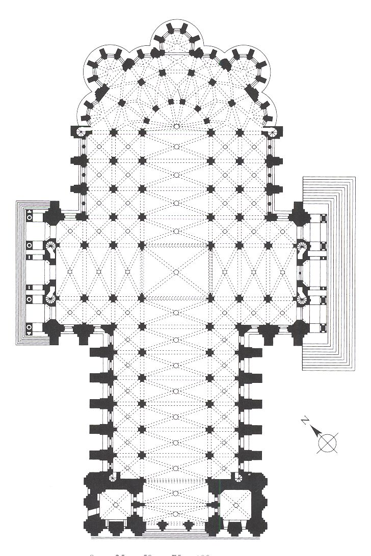 67 best images about plans roman to gothic on pinterest for French gothic house plans