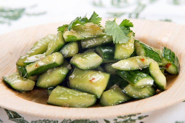 17 Best ideas about Asian Cucumber Salad on Pinterest ...