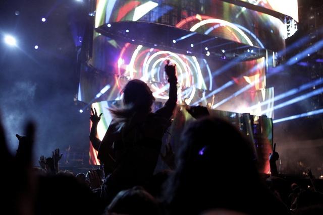 Coachella: Swedish House Mafia