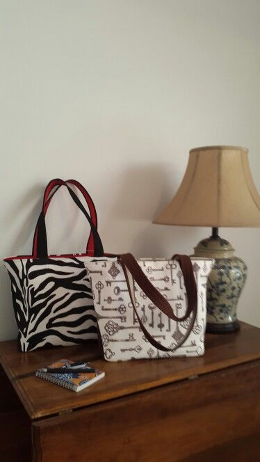 "The ""Nettie""bag has inside pocket zip closure . They can be taken anywhere for any occasion."