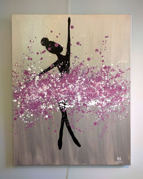 40 Best Canvas Painting Ideas For Beginners