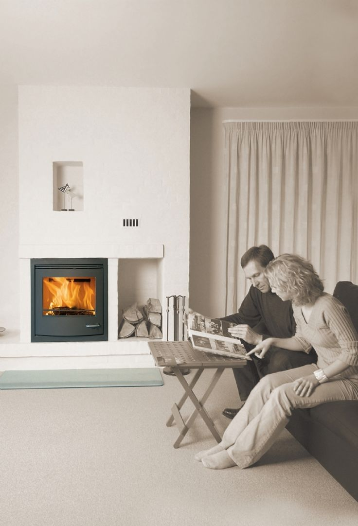 Scan DSA 3-2 and 3-5 #KernowFires #Scan #fireplace #woodburner #stove #cornwall #inset #contemporary