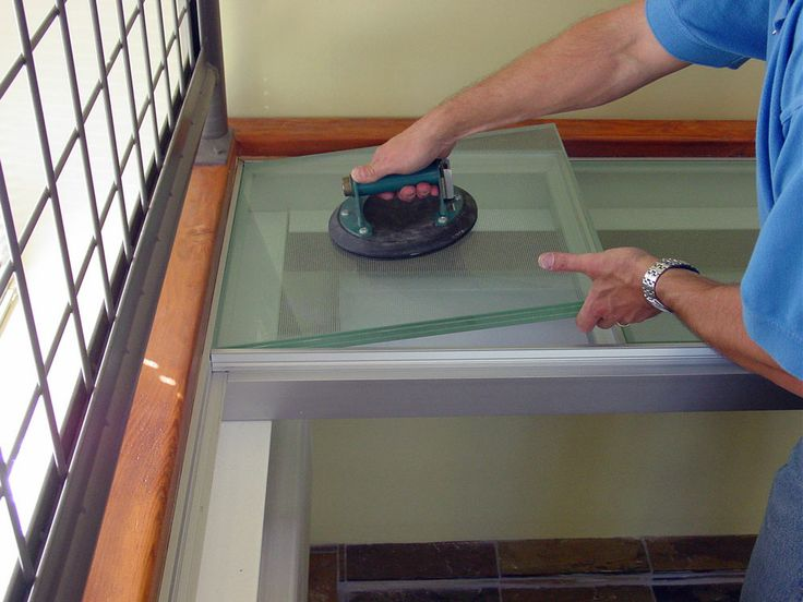 Learn How To Install A Glass Floor Http