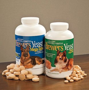 Drs. Foster & Smith Brewers Yeast