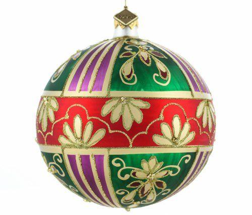 Klassik Weihnachtskugeln von Exarte https://glasweihnachtsschmuck.de/c/5/klassik.html #Weihnachtskugeln