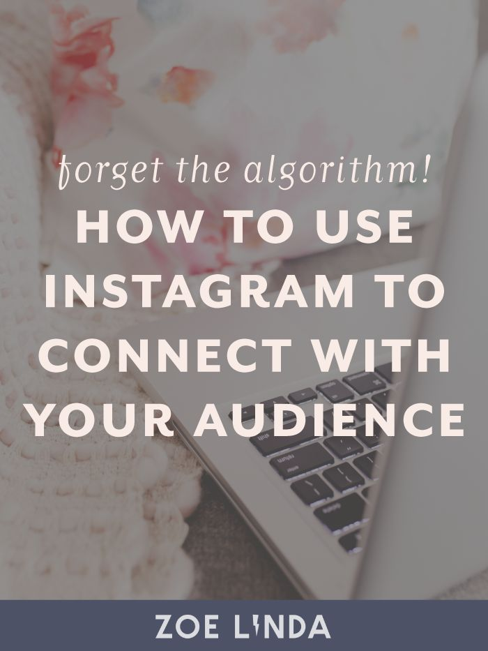 How To Use Instagram To Make Meaningful Connections   From themes to hashtags to strategies, it took me a while to realise that Instagram is exactly what you make of it. I wanted to use Instagram as a platform for connecting with my audience and building a community. Here's how I shifted my Instagram mindset to start enjoying this social media platform again!