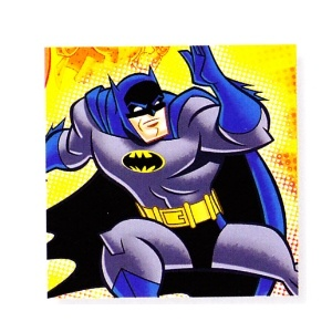 Batman Brave and Bold Beverage Napkins