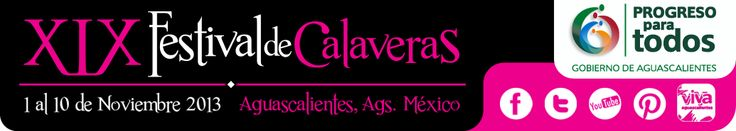 Festival de las Calaveras 2013 | Páginal Oficial