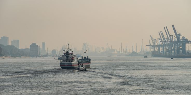 Unsere Bilder aus dem Hafen ...