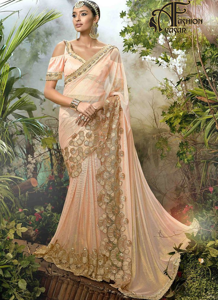 Buy Chiffon Sarees – Pure Chiffon Saree