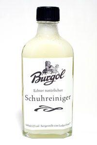 Burgol Schuhreiniger