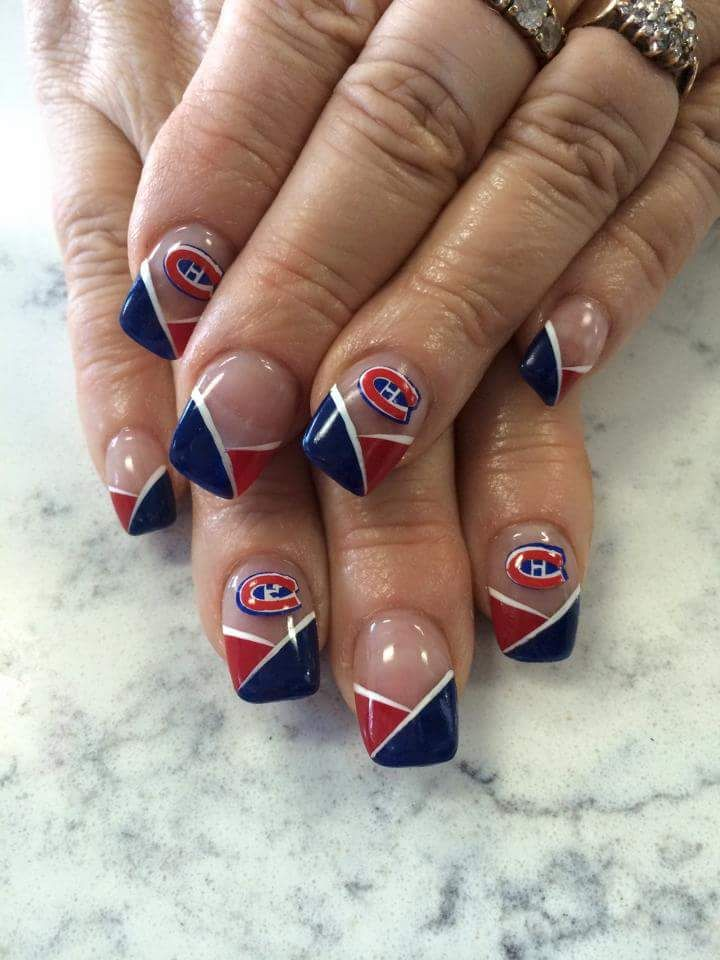 Gisele Gendron On More Ongles And Rouge Ideas