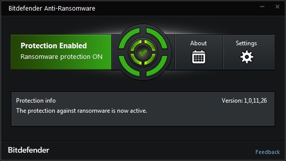 Bitdefender Anti-Ransomware | Sicurezza informatica