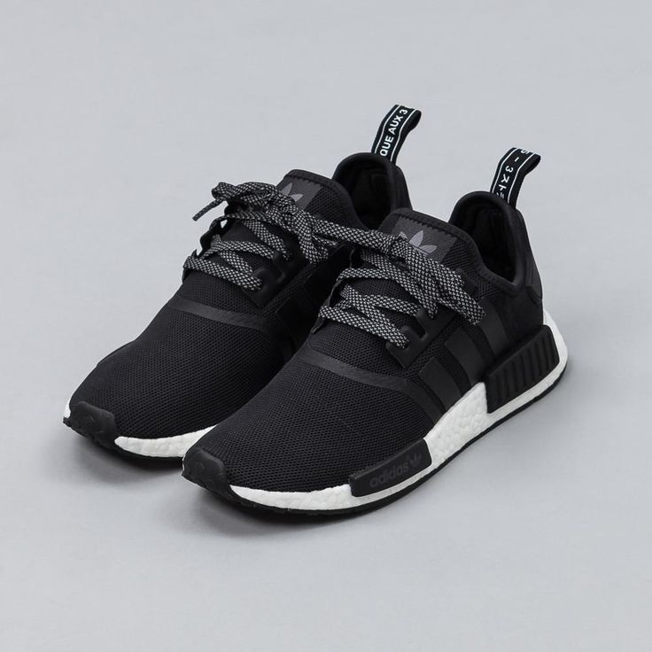 adidas NMD R1 Runner in Core Black