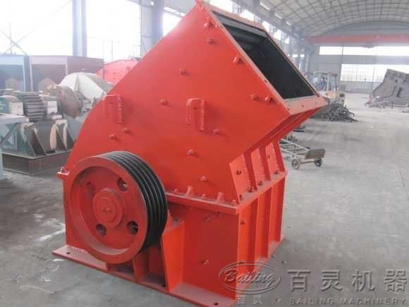 The hammer crusher is mainly used in such industries as cement, coal separation, electricity generation, building materials and compound fertilizer, etc. The hammer crusher can crush materials with different sizes into equal particle, which favors the next procedure. The hammer crusher has the advantages of reliable mechanical structure, high productivity and favorable applicability. http://www.bailingmachinery.com/products/crusher/16.html