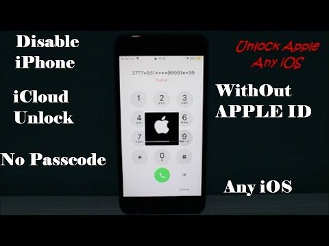 How To Unlock iPhone/iPad WithOut Passcode iCloud Unlock