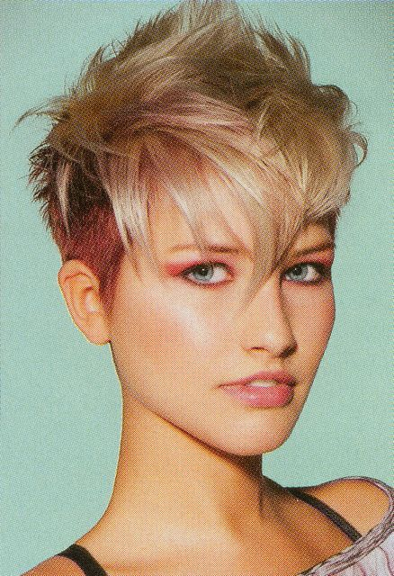 Tremendous 1000 Ideas About Spiky Short Hair On Pinterest Shorter Hair Short Hairstyles Gunalazisus