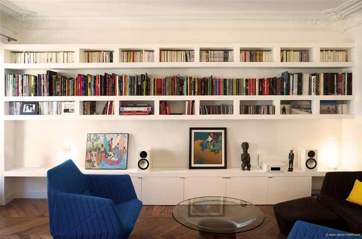 11 best bibliothèques images on Pinterest Bookcase wall, The