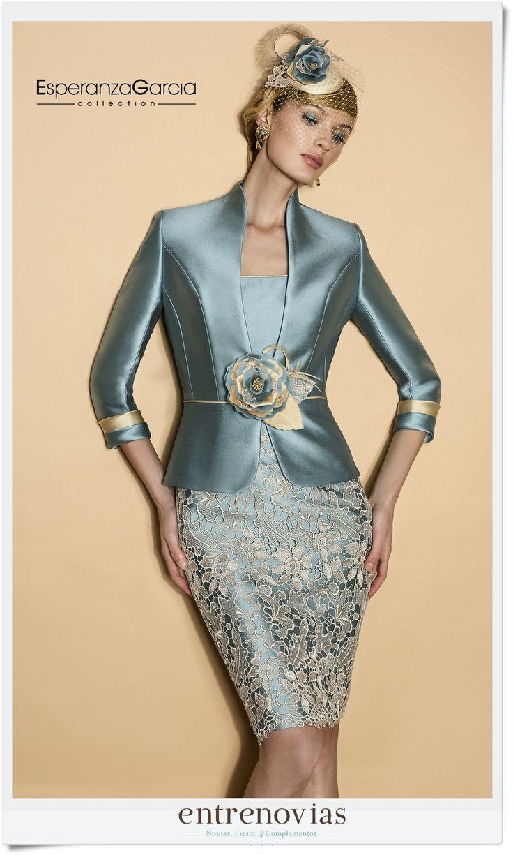 Vestido de la colección Esperanza García 2014. Espero que os guste!  Visita nuestra web. www.entrenovias.es