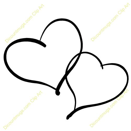 double heart tattoos for women   ... hearts intertwined keywords two hearts two hearts intertwined two