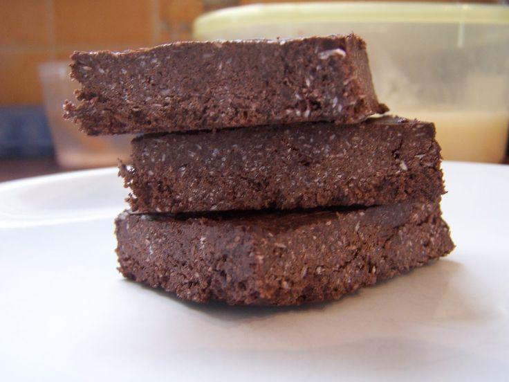 farkaselet: Kókuszos házi csoki (paleo)